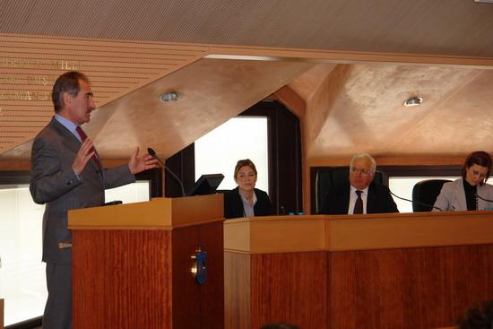 Bakan Günay DTO toplantısına katıldı 10