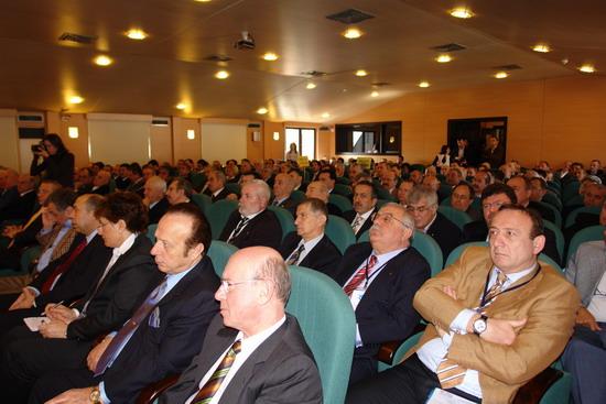 Bakan Günay DTO toplantısına katıldı 12