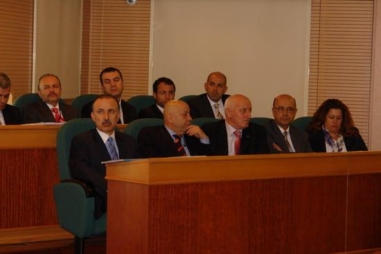 Bakan Günay DTO toplantısına katıldı 13