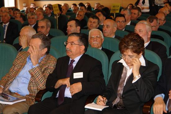 Bakan Günay DTO toplantısına katıldı 14