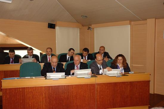Bakan Günay DTO toplantısına katıldı 4