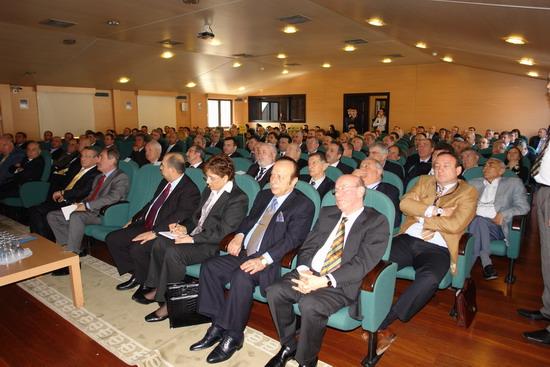 Bakan Günay DTO toplantısına katıldı 5