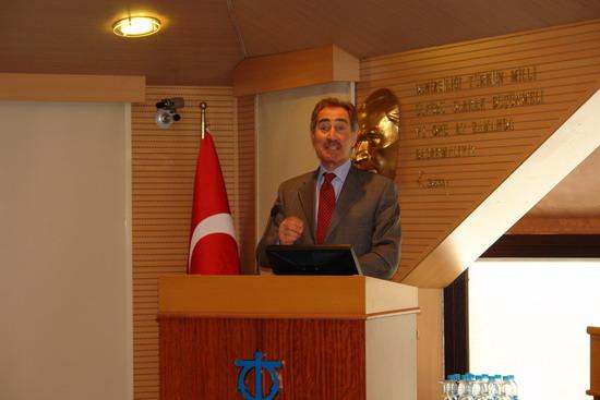 Bakan Günay DTO toplantısına katıldı 9