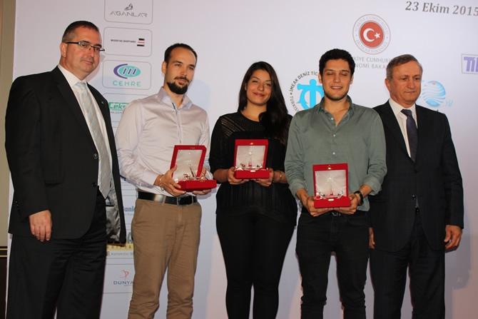 4. Ulusal Gemi ve Yat Tasarım Yarışması'nda ödüller sahibini buldu 26