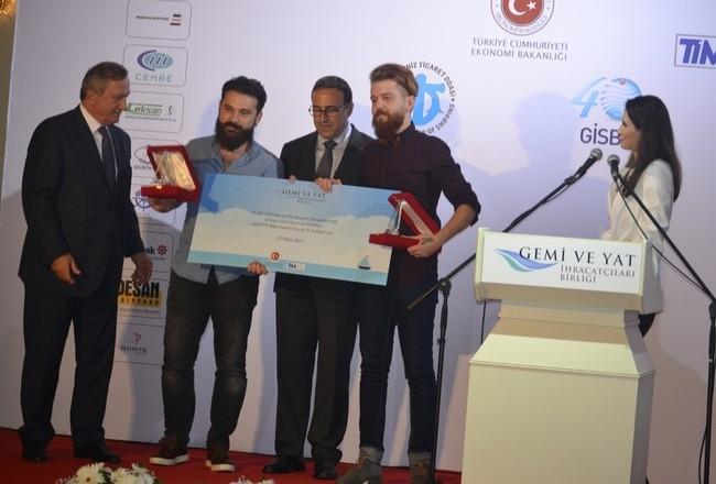 4. Ulusal Gemi ve Yat Tasarım Yarışması'nda ödüller sahibini buldu 27