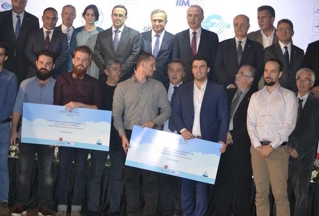 4. Ulusal Gemi ve Yat Tasarım Yarışması'nda ödüller sahibini buldu 28