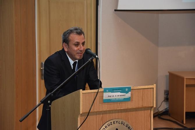 II. Ulusal Liman Kongresi, Dokuz Eylül'de düzenlendi 2