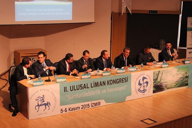 II. Ulusal Liman Kongresi, Dokuz Eylül'de düzenlendi 9