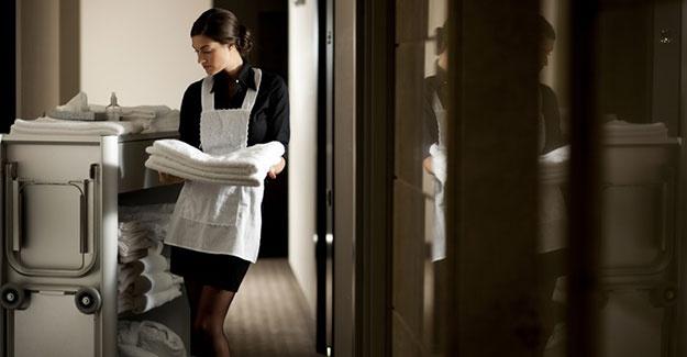 Otel odalarının bilinmeyenleri 1