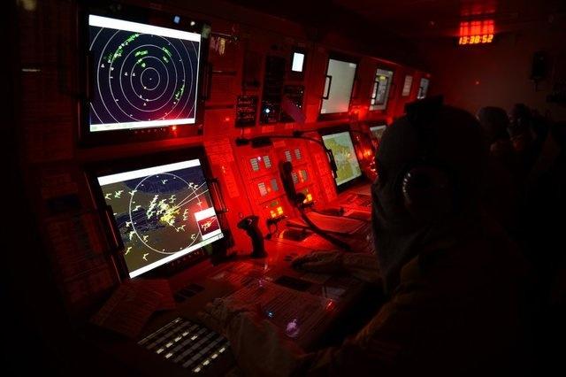 TCG Büyükada Türk donanmasının gücünü yansıtıyor 22