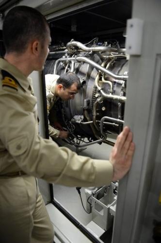 TCG Büyükada Türk donanmasının gücünü yansıtıyor 32