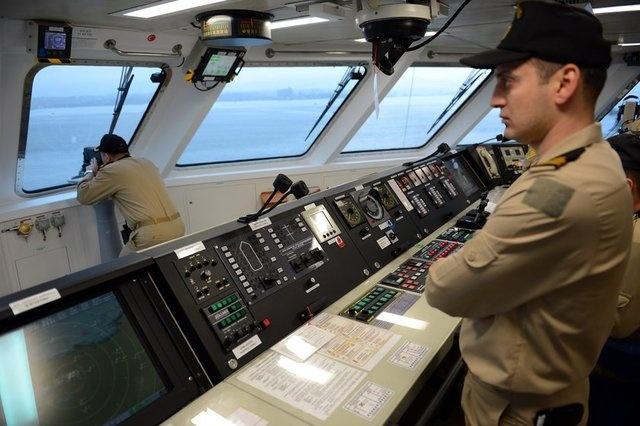 TCG Büyükada Türk donanmasının gücünü yansıtıyor 5