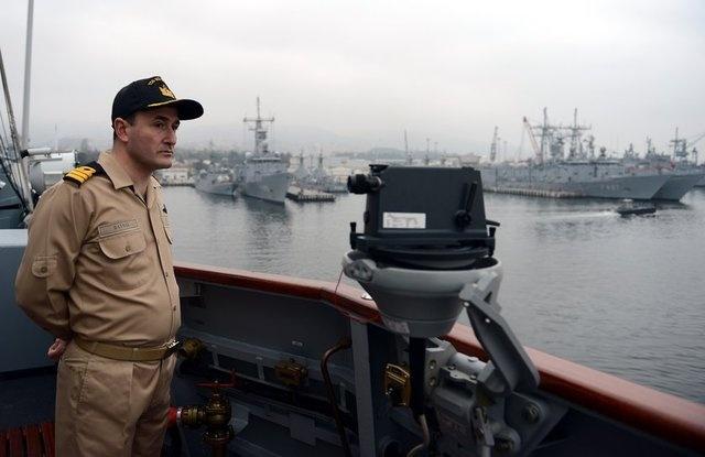 TCG Büyükada Türk donanmasının gücünü yansıtıyor 9