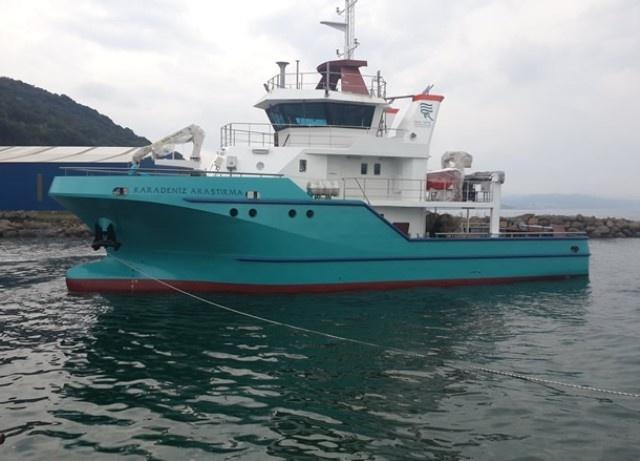 Karadeniz Araştırma Gemisi start verdi 1