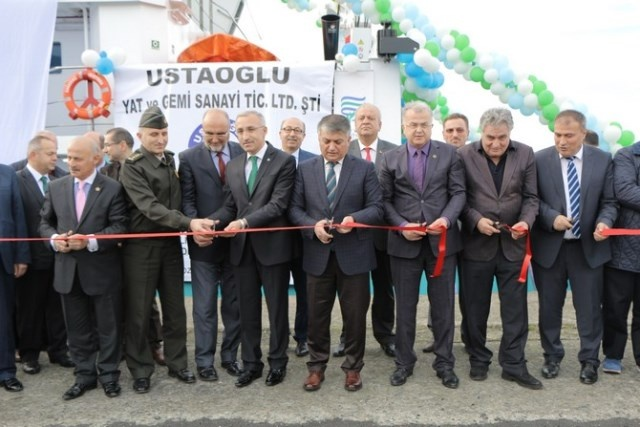 Karadeniz Araştırma Gemisi start verdi 2