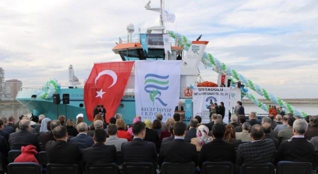 Karadeniz Araştırma Gemisi start verdi 3
