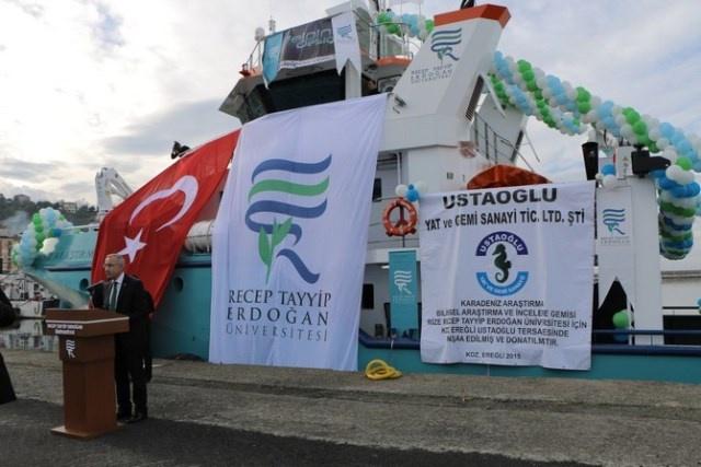 Karadeniz Araştırma Gemisi start verdi 4