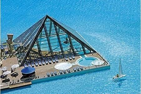 İşte dünyanın en büyük havuzu 2