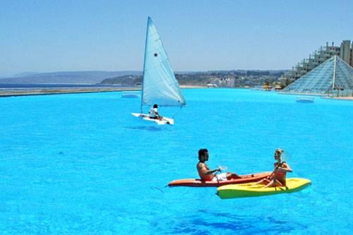 İşte dünyanın en büyük havuzu 4