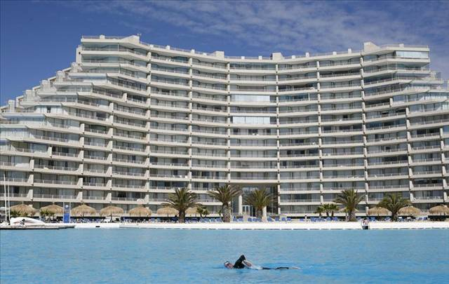 İşte dünyanın en büyük havuzu 8