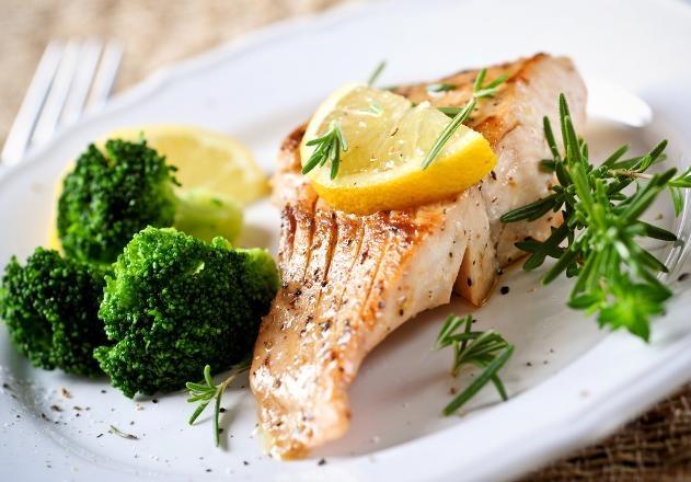 Balığın yanında bunu yemeyin! 1
