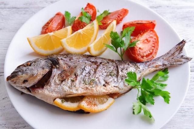 Balığın yanında bunu yemeyin! 6