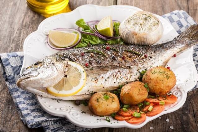 Balığın yanında bunu yemeyin! 8