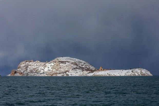 Akdamar Adası'nın güzelliği büyülüyor 3