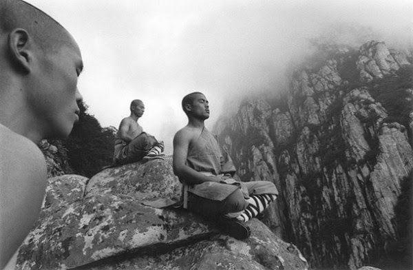 Shaolin rahiplerinin sıra dışı antrenmanı 5
