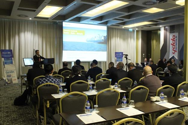 E-Navigation 2016 semineri gerçekleşti 11