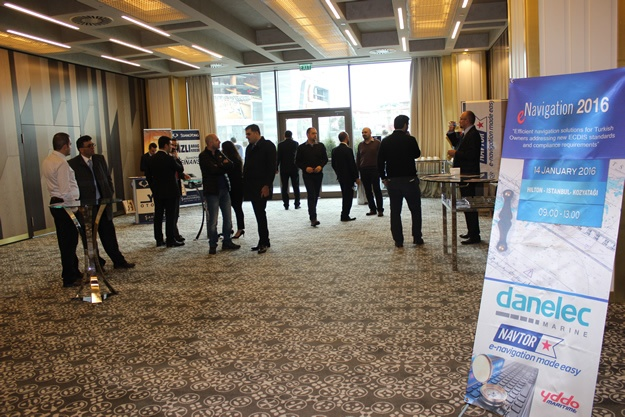 E-Navigation 2016 semineri gerçekleşti 4