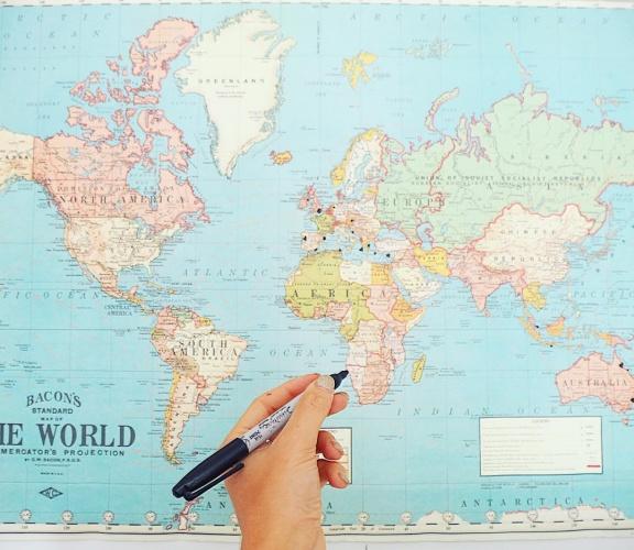 Dünyayı gezme tutkusunu işe dönüştürdü 1
