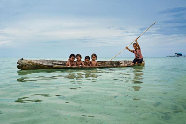 Denizde yaşayan insanlar: Bajaular 20