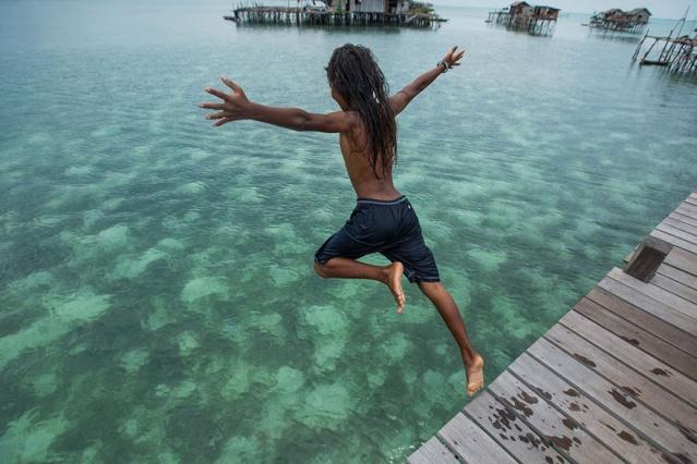 Denizde yaşayan insanlar: Bajaular 22