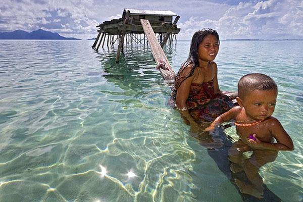 Denizde yaşayan insanlar: Bajaular 5