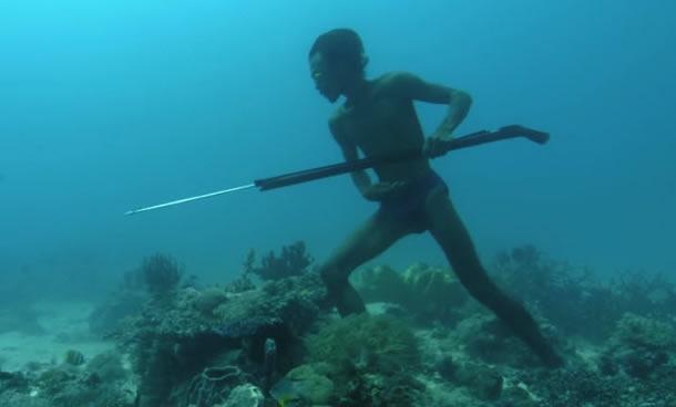 Denizde yaşayan insanlar: Bajaular 9