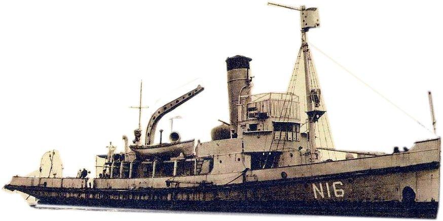 Askeri gemiler 13