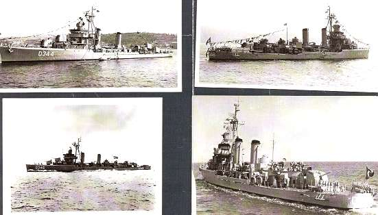 Askeri gemiler 7