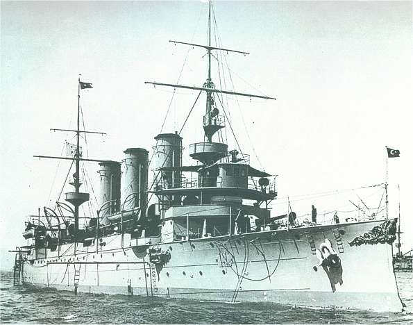 Askeri gemiler 8