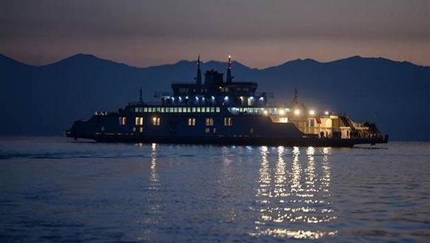 Türkiye'nin en büyük feribotu hizmete alındı 3