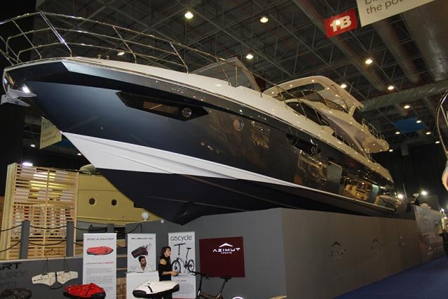 CNR Avrasya Boat Show'dan kareler 11