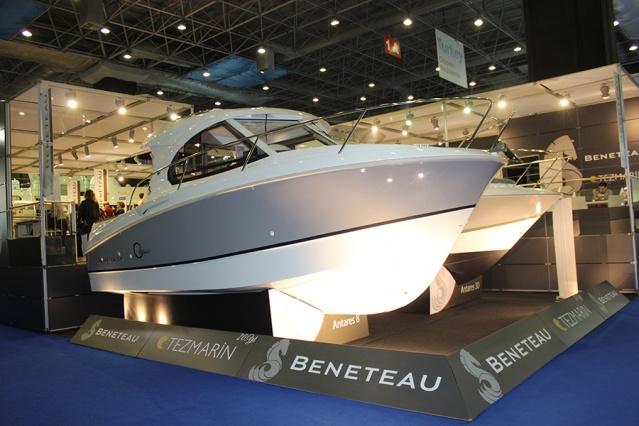 CNR Avrasya Boat Show'dan kareler 12