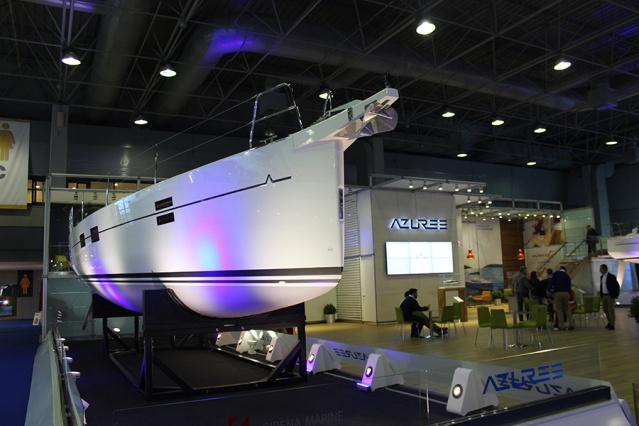 CNR Avrasya Boat Show'dan kareler 8