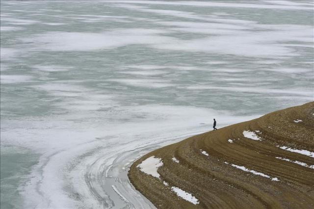 Buzlu göller eski haline dönüyor 4