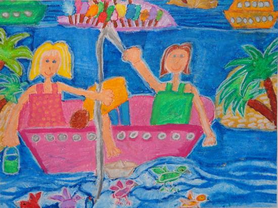 """""""Çocuk ve Gemi"""" 13"""