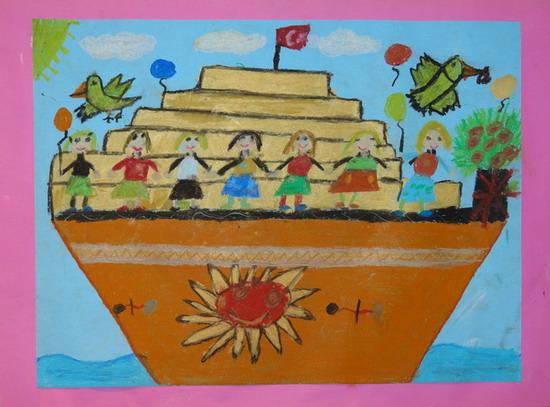 """""""Çocuk ve Gemi"""" 14"""
