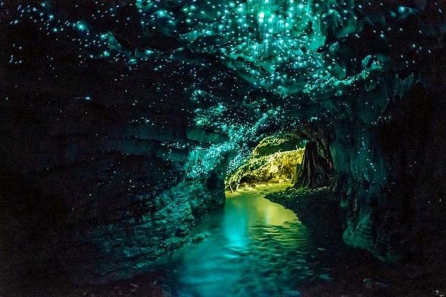 Bir başka masal diyarı; Yıldız Kurdu Mağarası 4