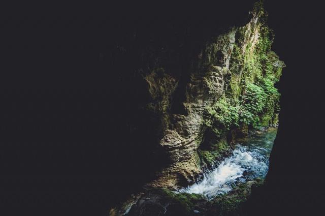 Bir başka masal diyarı; Yıldız Kurdu Mağarası 9