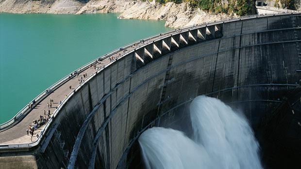 Dünyanın en uzun barajları 1