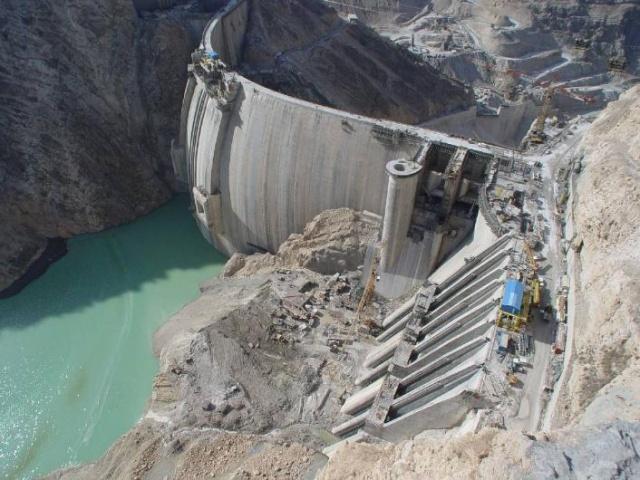 Dünyanın en uzun barajları 13